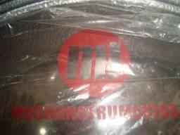 Tarol Alumínio Texturizado 10x14 Marca M! + Brinde