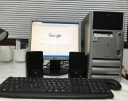 Computador HP funcionando