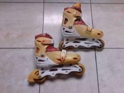 Vendo patins bem conservado