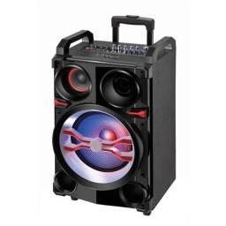Caixa Amplificadora Mondial CM-16,  500W RMS<br><br>