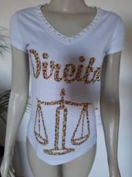 T-shirt charmosinha