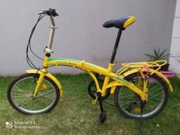 Bike desmontável pedalar