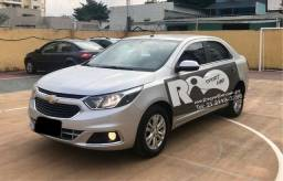Chevrolet Cobalt 2017 LTZ 1.8 entrada +47 x 890,00