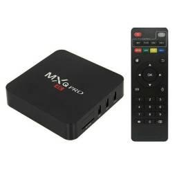 Tv box Smart 4GB mxq pro 2020 4K digital 32gb wifi