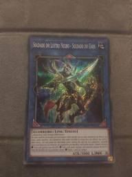Yugioh Soldado do Lustro Nego - Soldado do Caos