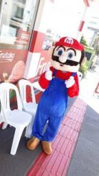 Roupa Personagem Super Mario