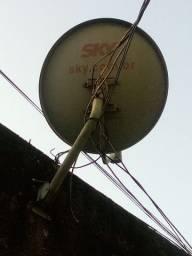 Receptor antena