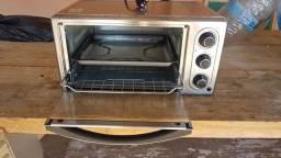 Mini forno inox