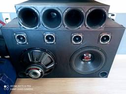 Som LG 13000 W PMPO 1200 W RMS