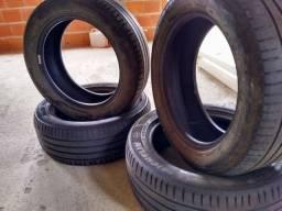 04 pneus 205/55 R16 Michelin