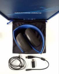 Headset Sony Gold Wireless 7.1