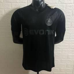 Camisa do Borussia Black tamanho 2GG