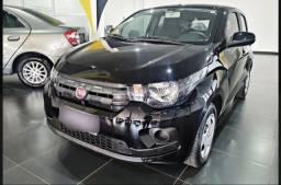 Fiat Mobi 2018 no boleto