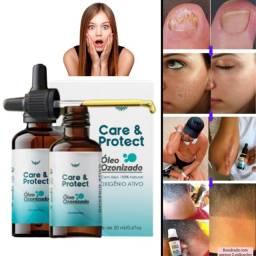 Care & Protect - 1 Unidade 20ml - Com Óleo 100% Natural