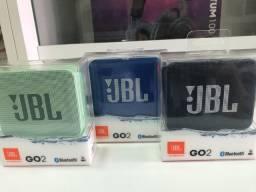 Caixa de som GO2 JBL