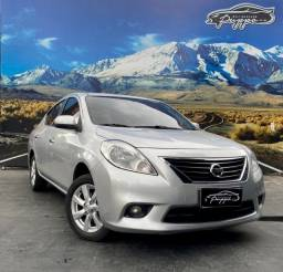 Nissan Versa SL 1.6 Flex Manual