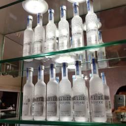 Miniatura Vodka Belvedere Polonesa 50ml - Original e Lacrada