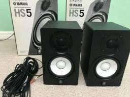 Par de Monitores Yamaha Hs5