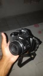 Vendo câmera semi profissional nova, ou troco por algo do meu interesse!