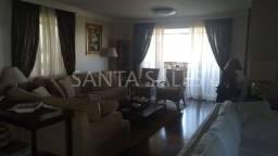 Apartamento para alugar com 4 dormitórios em Campo belo, São paulo cod:SS45745