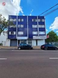 Apartamento com 3 quartos para locação no Centro em Cascavel - PR