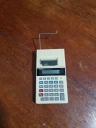 Calculadora Elétrica/Pilha.