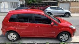 Fiesta Class 1.6 Com Couro e Multimídia Aceito Motos e Cartão Até 12X