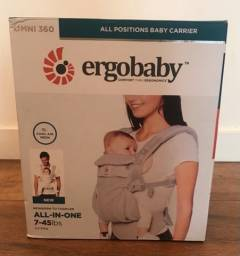 Canguru, marca Ergobaby, modelo omni 360