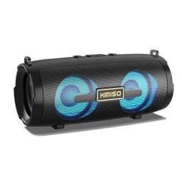 Alto-falante Kimiso portátil sem fio Bluetooth!