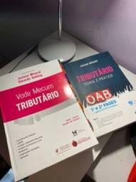 Vendo livros preparatórios para OAB