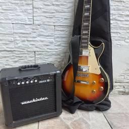 Guitarra Strinberg + Cubo