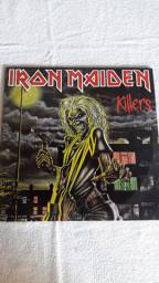 Lp iron maiden kilers 1981