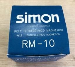 Rele fotoelétrico magnético Simon RM-10