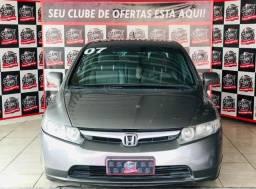 Honda Civic 1.8 LXS 4P * Com Apenas R$ 5.000,00 de Entrada *