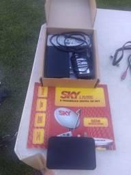 Receptor Sky / Suporte TV e DVD