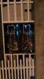 Poste Padrão Copel em Curitiba