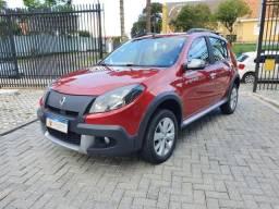 Renault - Sandero Stepway 1.6 | 2012 | *Excelente estado de conservação* Financio/Troco