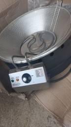 Fritador eletrico nunca usado