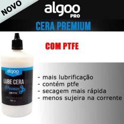 Lubrificante Algoo Lube cera Premium 200ml (pronta entrega)