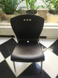 Cadeiras Tramontina Excelente Qualidade Barato. 12 x sem Juros