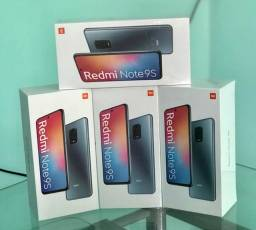 XIAOMI NOTE  9S 128GB 6GB ram novos disponíveis