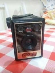 2 câmeras antigas