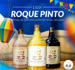 Licor tradicional de cachoeira Roque Pinto