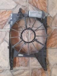 defletor carcaça suporte ventoinha renault scenic 2.0