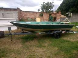 Barco 13 mil 25hp