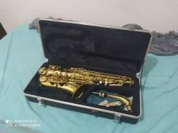 Vendo Saxofone alto semi-novo