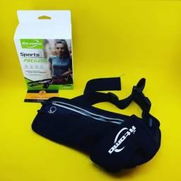 Pochete Esportiva ( Átomo ) Para Celular - Garrafa Agua