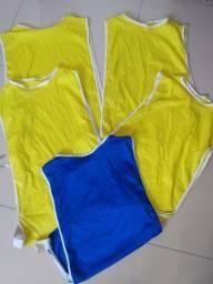 Jogo Com 5 Unidades Colete Futebol/futsal