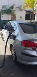 Honda City EX Automático ( IPVA Pago )