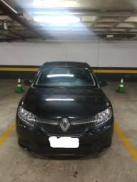 Renault Logan 2017 1.6 flex Completo - GNV